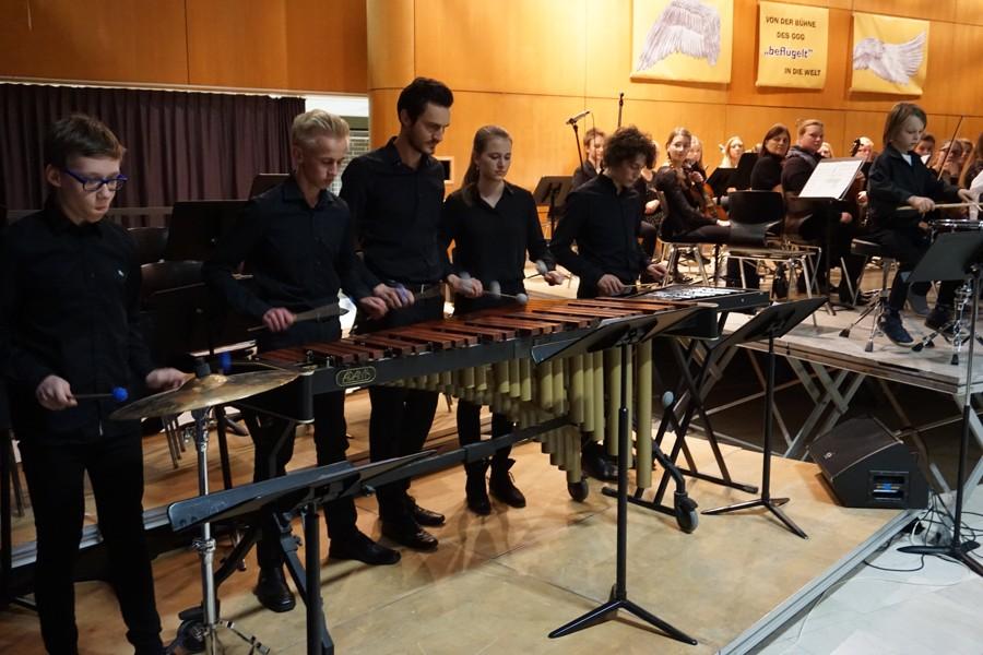 Percussion-Ensembl