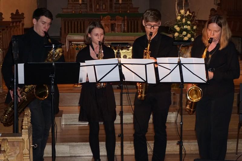 Saxophoncombo